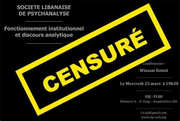 SLP - Fontionnement institutionnel et discours analytique